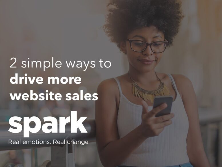 2 simple ways to drive more website sales