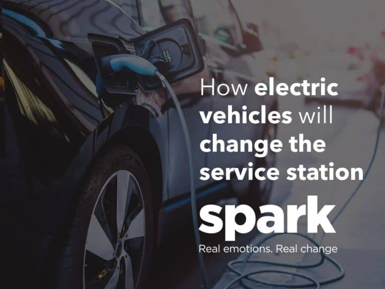 How electric vehicles will change the service station