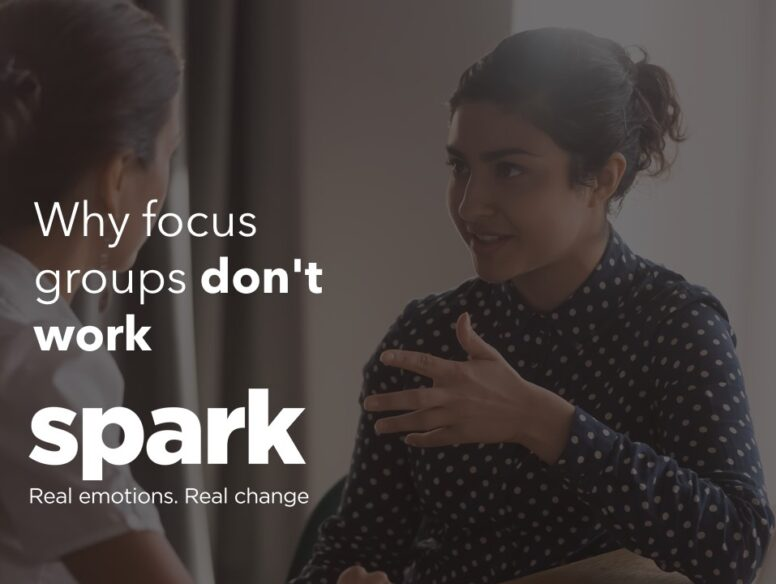 Spark Emotions - Why focus groups don't work