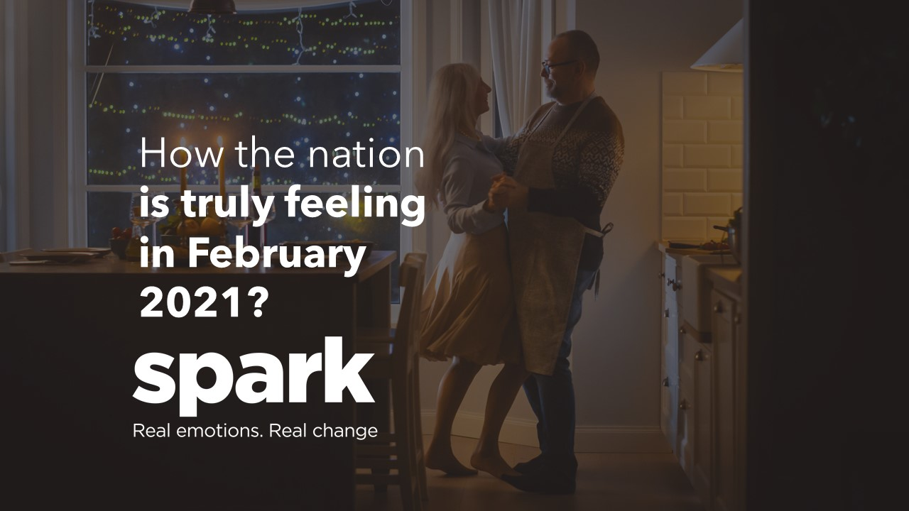 Spark Emotions How the UK is feeling February 2021