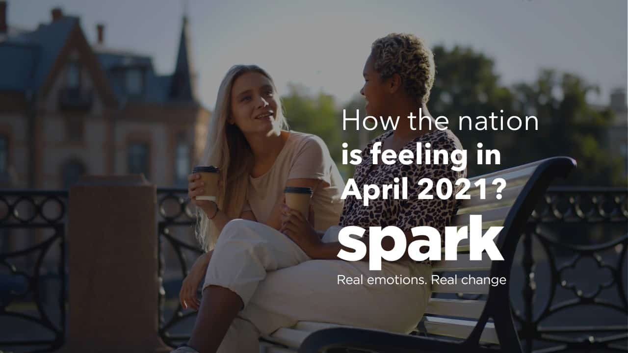 Spark Emotions April Mood of the Nation